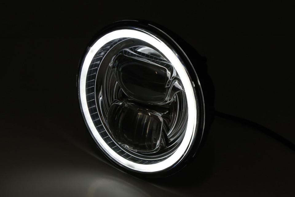 HIGHSIDER LED-Hauptscheinwerfereinsatz Typ 3 7 Zoll